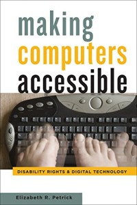 Making Computers Accessible book cover